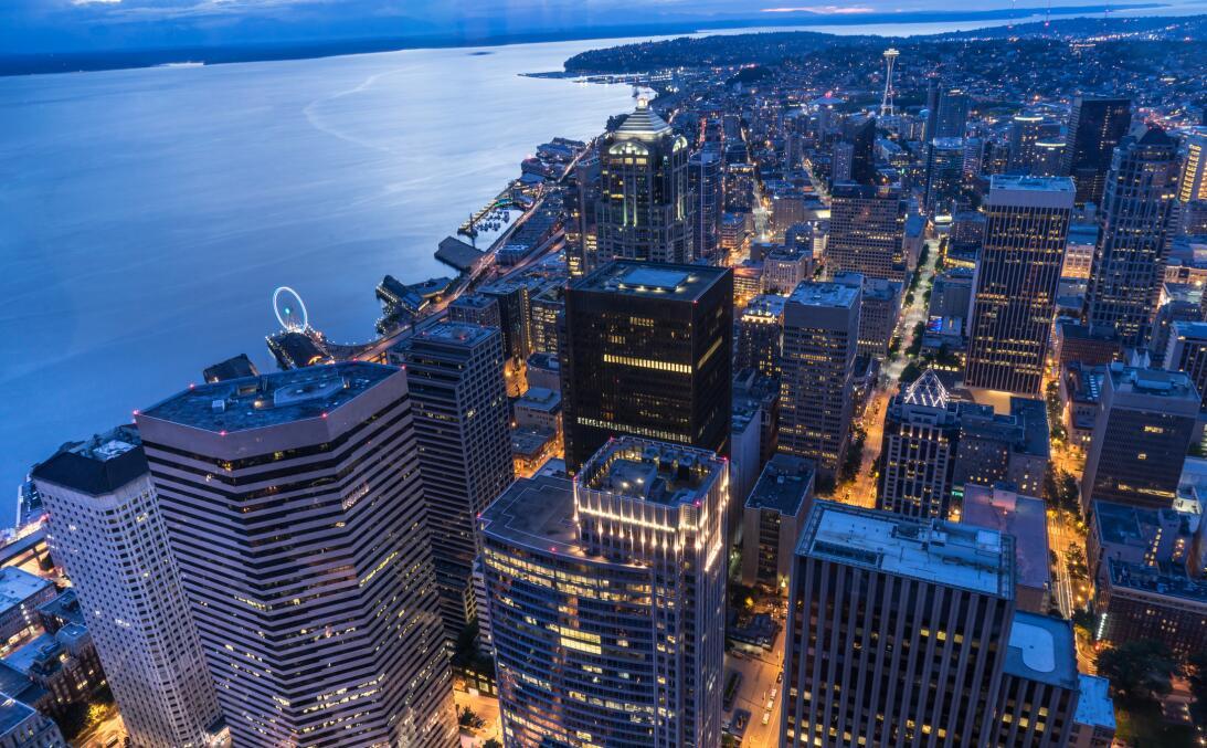Estas son las diez ciudades de más crecimiento en Estados Unidos 5Seattl...