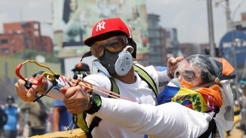 Máscaras Venezuela