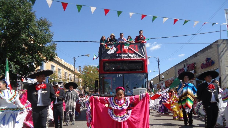 Desfile de la Calle 26
