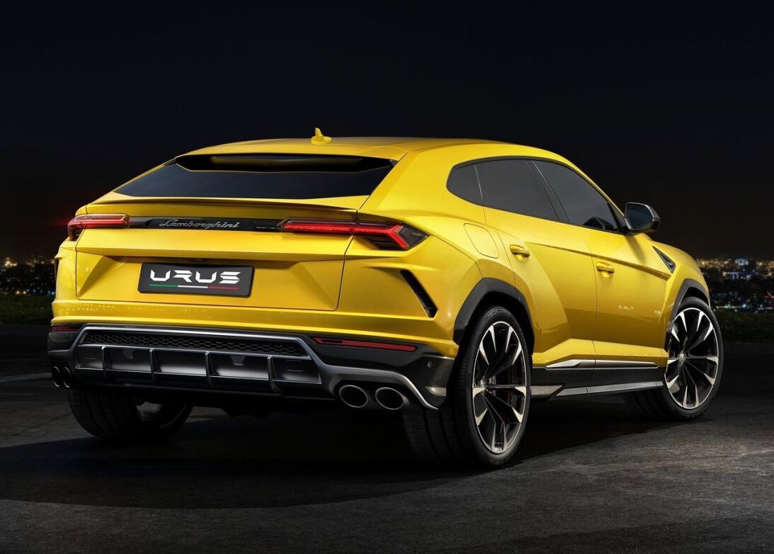 Esta es la nueva Lamborghini Urus 2019 lamborghini-urus-2019-1280-08.jpg