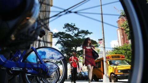 Bike the Branches en Brooklyn