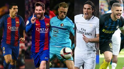 Los 20 mejores 'fabrica goles' que están dando de qué hablar en el fútbol europeo