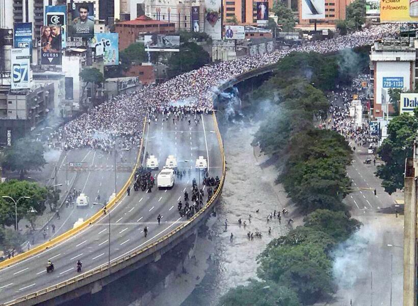 Venezuela Rio Guaire