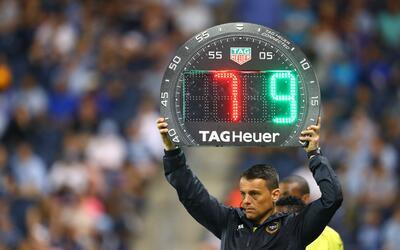 Los equipos de la MLS podrán hacer 4 cambios en partidos de poste...