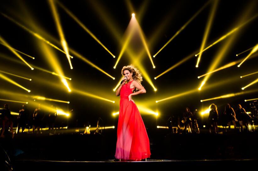 La ganadora de 20 premios Grammy nuevamente aparecerá en el espec...