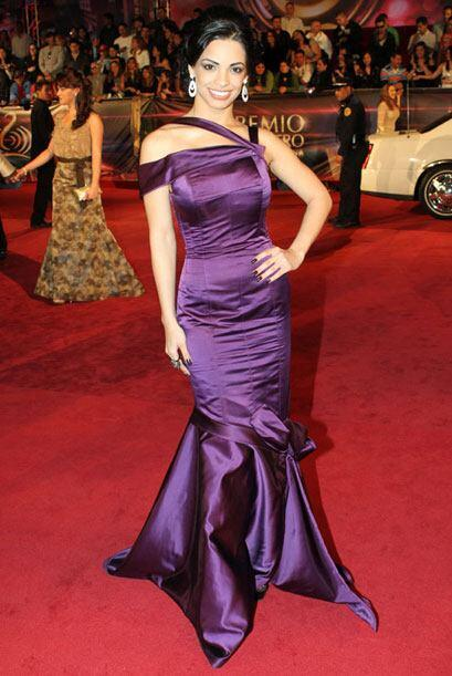 La cubana, Dayamí Padrón, participó en la segunda temporada del show.