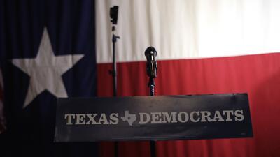 Funcionarios del partido demócrata en el condado Travis detectaro...