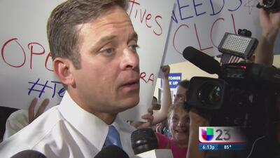 López-Cantera va tras la silla que dejó Marco Rubio