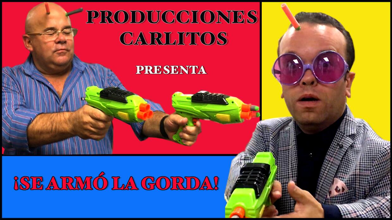No te pierdas los intentos de Carlitos 'el productor' por cumplir su sue...