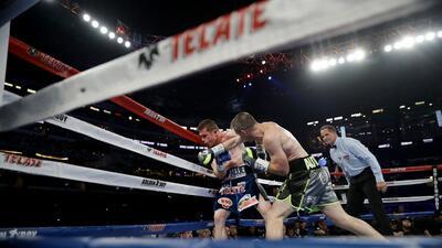 En fotos: el invicto de seis combates de 'Canelo' Álvarez antes de enfrentar a Chávez Jr.