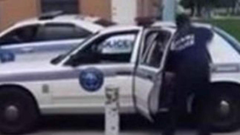 Imagen tomada del video que ha causado la controversia.