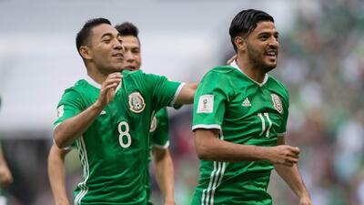 México está a un triunfo de Rusia 2018, pero deja vivir al Team USA con empate 1-1