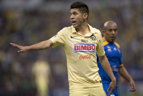 2.- Oribe Peralta: El 'Hermoso', nuevo referente del ataque del América...