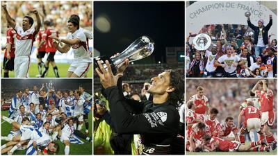 Los campeones inesperados en la historia del fútbol