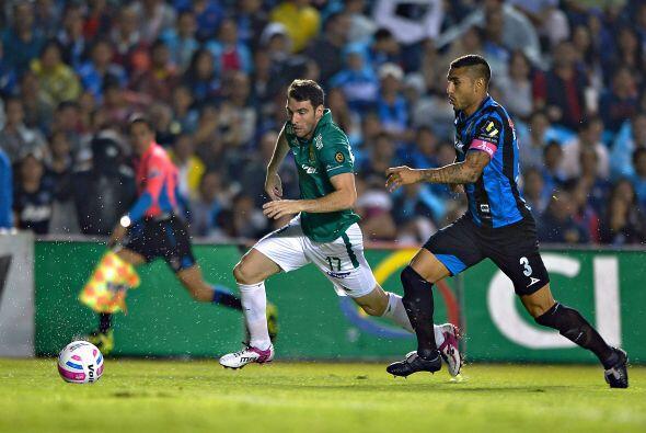 La jornada 12 inició con el juego entre Gallos y León, mira las mejores...