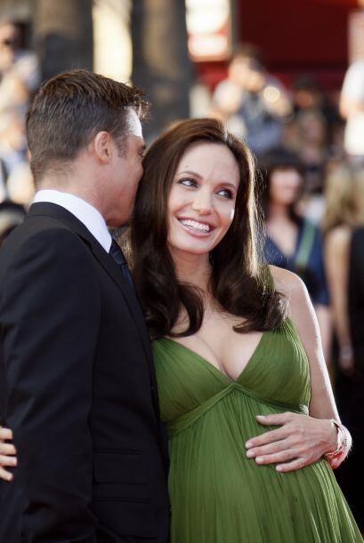 Con temor a la muerte y a abandonar a sus seres queridos, Jolie tomó est...