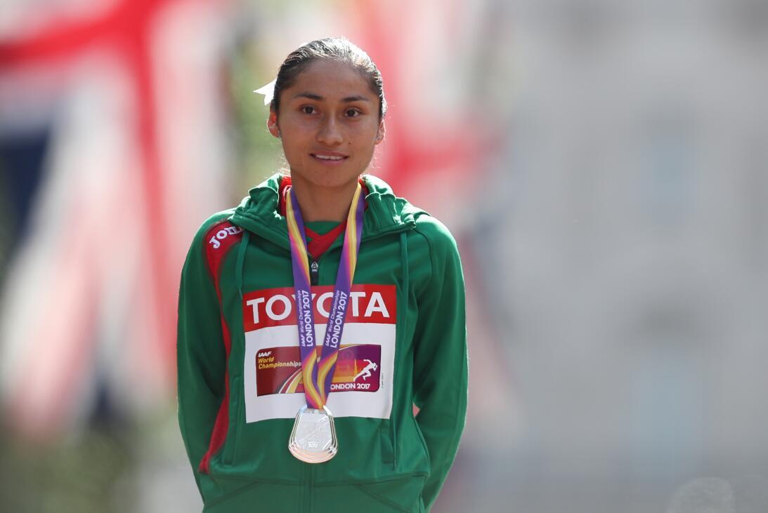 María Guadalupe González: la prueba de la marcha atlética en Rio 2016 no...
