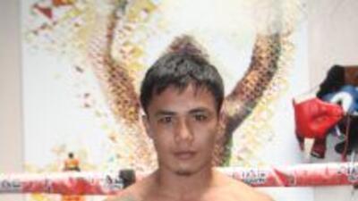 Denver Cuello listo para Ganigan López (Foto: Canelo Promotions)