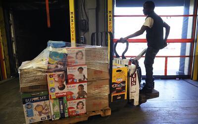 Varias empresas de traslado y almacenaje de insumos fueron presuntamente...
