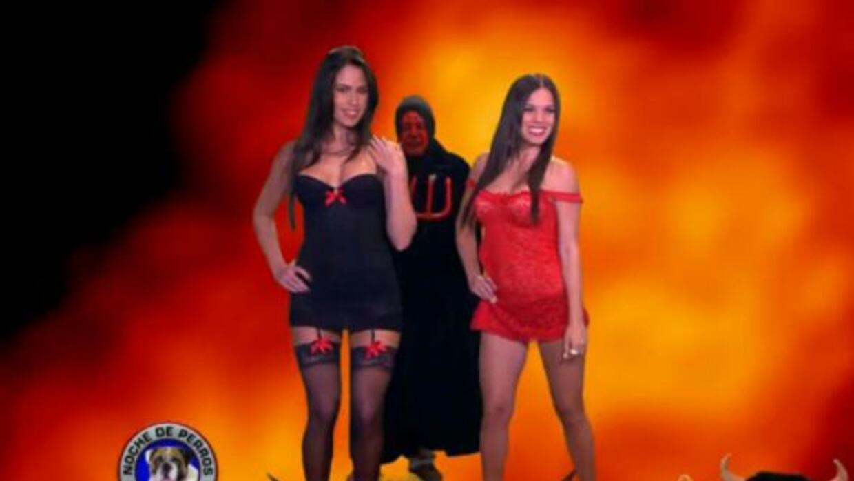 El Diablo si sabe de ropa interior