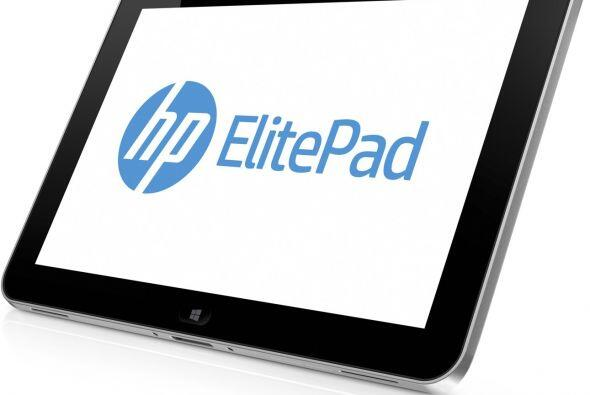 HP ElitePad 900: una tableta delgada y ligera con Windows 81. Su diseño...