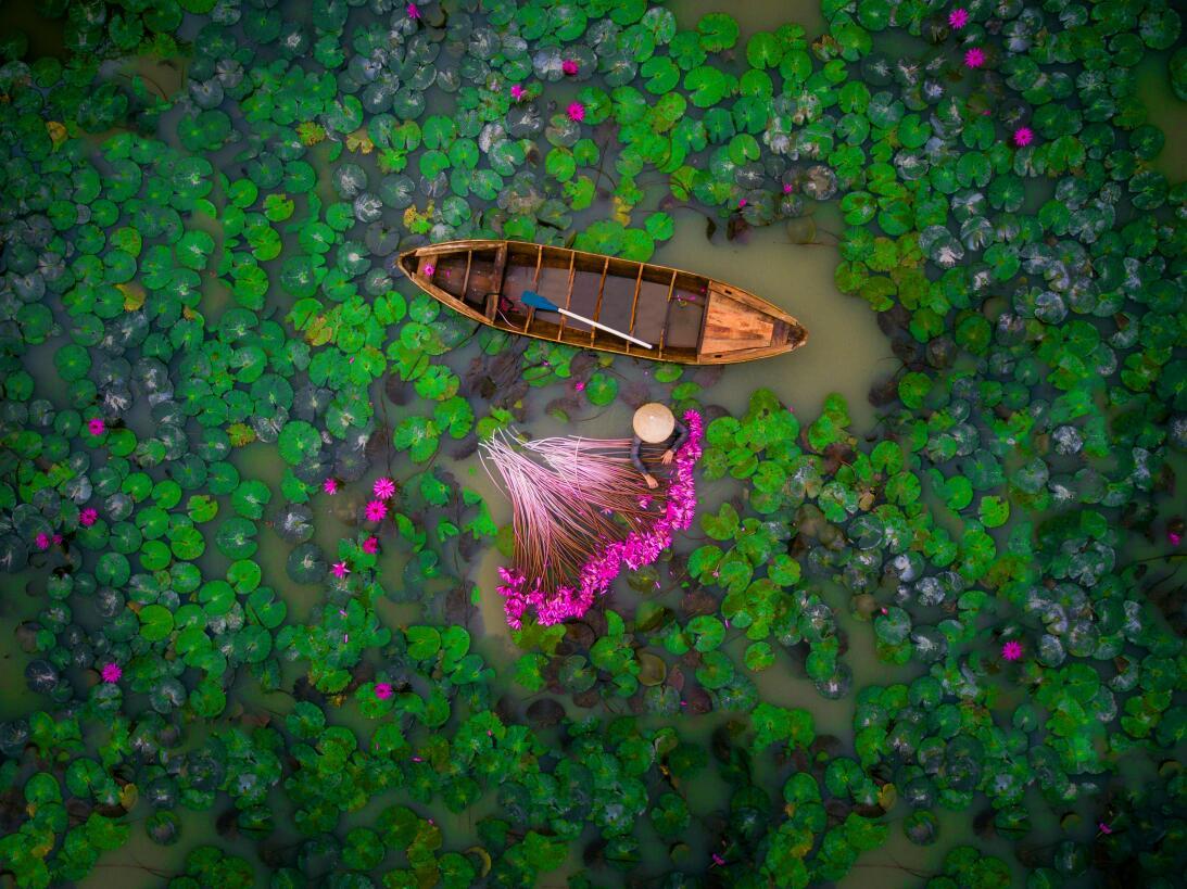Las 23 mejores fotos tomadas con drones este 2017  2nd Prize Winner, cat...