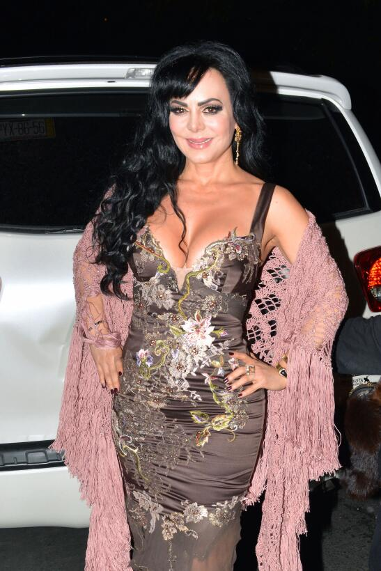 El corazón dividido de Maribel Guardia, una 'tica' muy mexicana MaribelG...