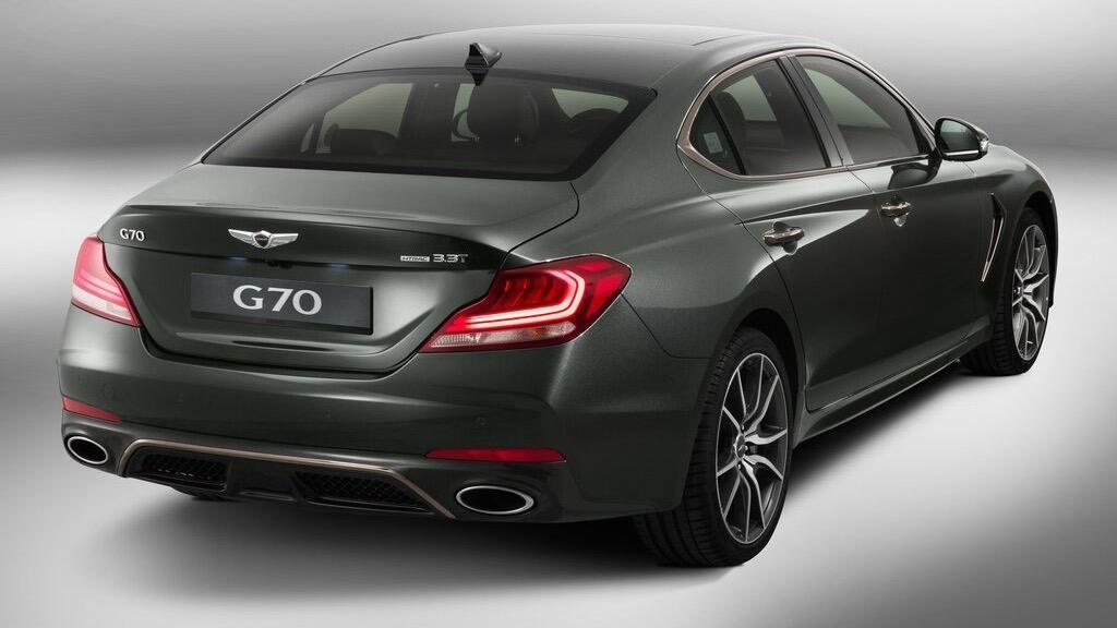 Genesis G70 2018