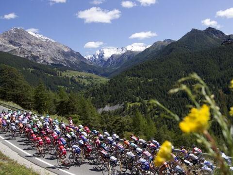 La etapa 17 del Tour de Francia fue recorrido de 179 km de Gap a Pinerolo.