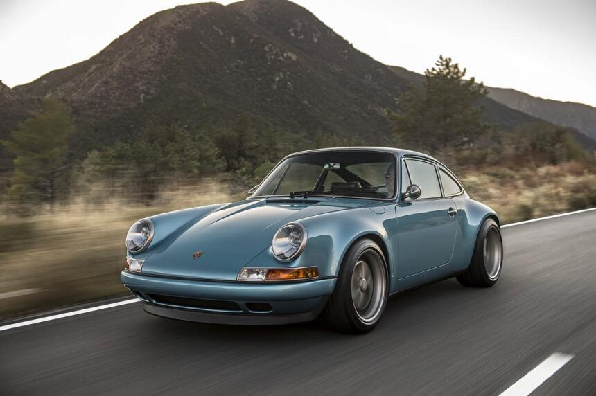 20 años después de su retiro el Porsche 911 enfriado por aire recibe el...