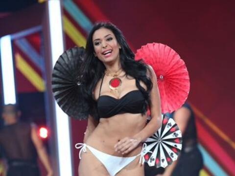 Geisha Montesdeoca es otra de las dominicanas que demostró ser un...