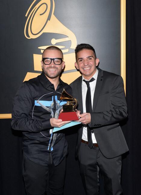 Los ganadores de Latin GRAMMY