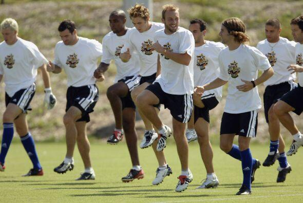 Las Chivas del Guadalajara fueron el rival del 2003, en esa ocasi&oacute...