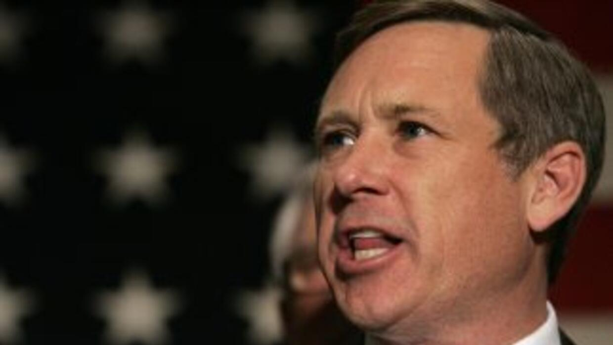 Mark Kirk, senador por Illinois
