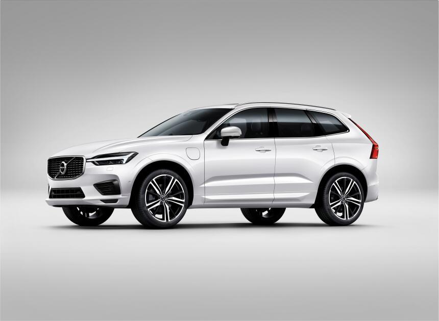 Las armas de la nueva Volvo XC60 son belleza y alta tecnología  205070_T...