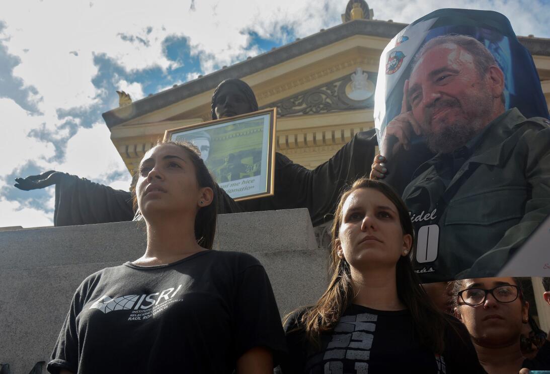 Muerte Fidel La haba