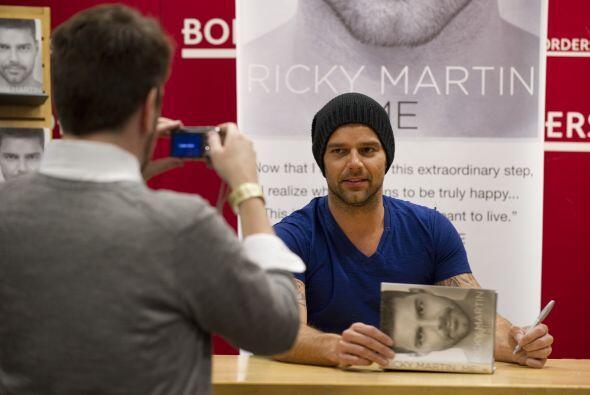 Ricky Martin Mira aquí lo último en chismes.