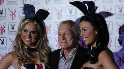 El creador de la revista Playboy, Hugh Hefner, falleció a los 91 años en Los Ángeles