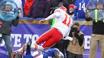 Highlights Semana 10: Kansas City Chiefs vs. Buffalo Bills