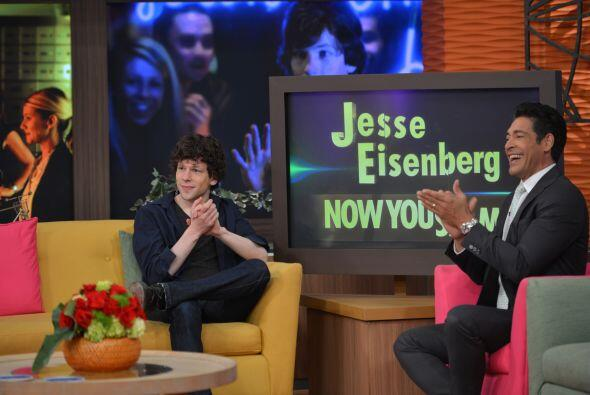 Johnny dijo que la cinta de Jesse podría ser una versión moderna de Robi...