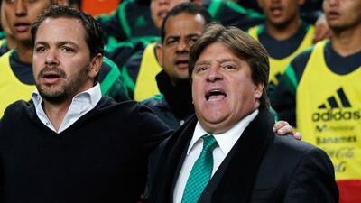 El 'Piojo' participará en el congreso chileno previo al sorteo de Copa A...