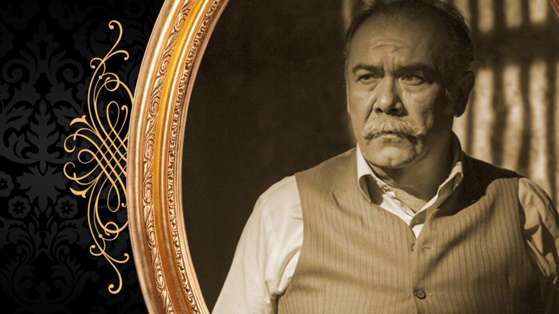 Jesús Ochoa es el Detective Serapio Ayala