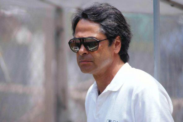 Miguel Mejía Barón separó a Herrera del equipo argumentando que no tenía...