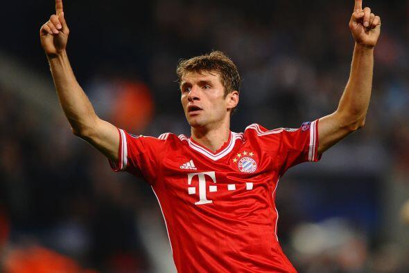 Otro que esta en la mira del Barcelona es Thomas Müller. Desde aque...