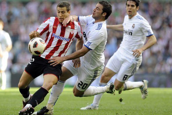 Mourinho dispuso que, por ejemplo, el 'pipita' Higuaín saliera de...