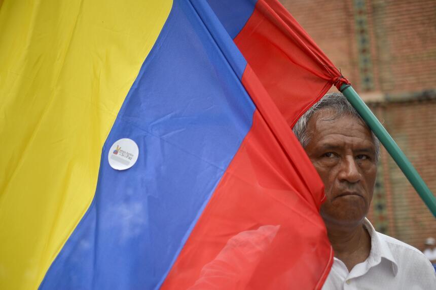 Colombia rechazó el acuerdo de paz firmado entre el gobierno y las FARC...