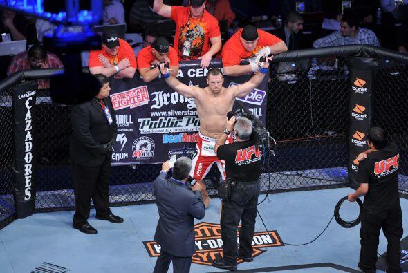 Ortiz es una leyenda de las Artes Marciales Mixtas y se enfrentó a Matt...