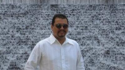 Carlos Perlasca es un psicólogo de 43 años que en los últimos meses ha v...