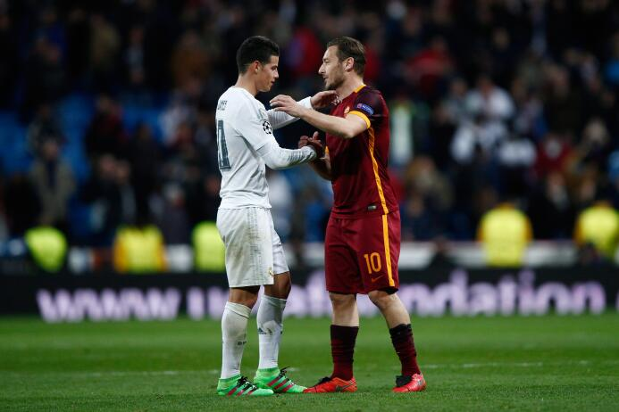 Francesco Totti y el adiós tras 24 años de carrera con Roma e Italia Get...