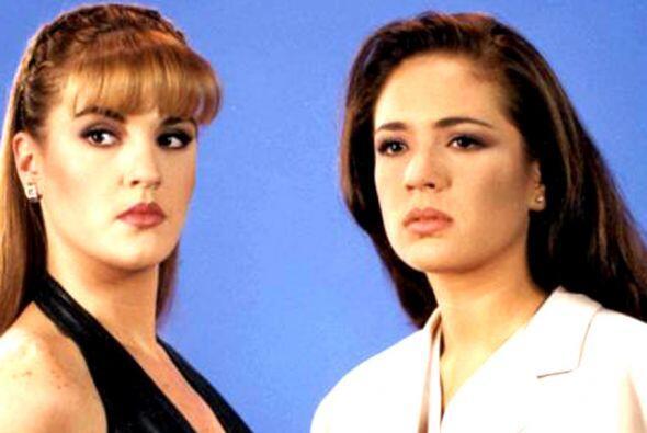 """Así que la seguimos viendo con telenovelas como """"Marimar"""", """"Sentimientos..."""